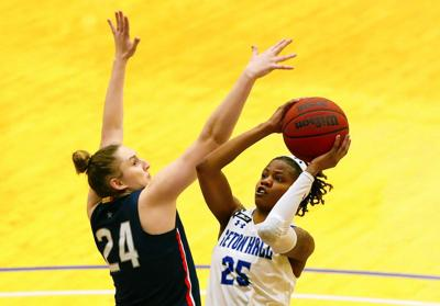 Uconn at Seton Hall Basketball