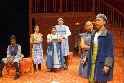 STAGE REVIEW: Long Wharf's take on 'Pride and Prejudice' is worth embracing