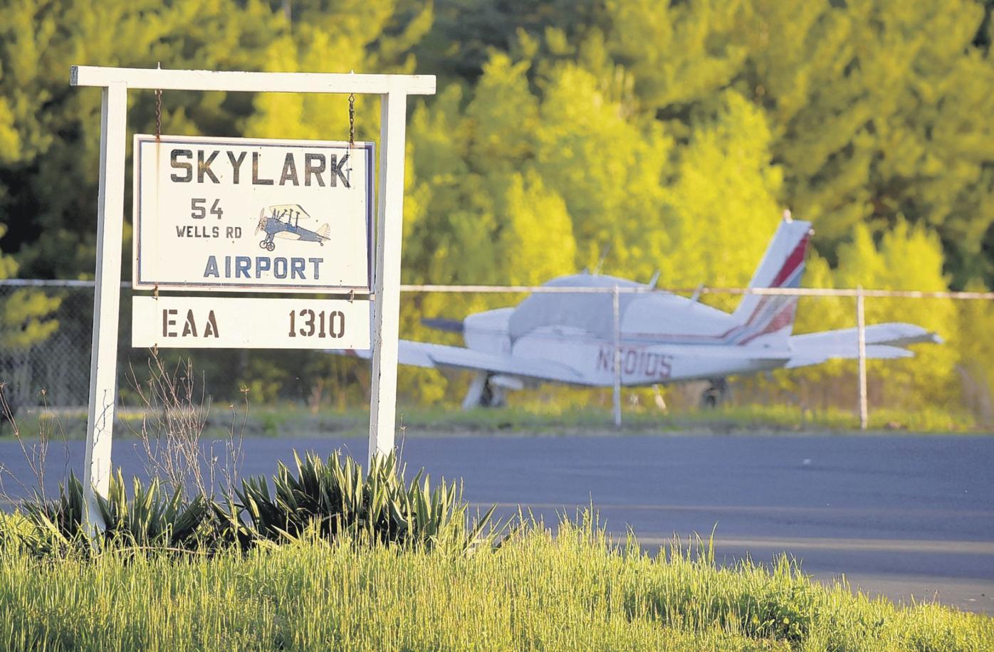 Skylark Airport, owned by Bruce Bemer