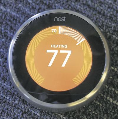 Save energy with smart thermostat