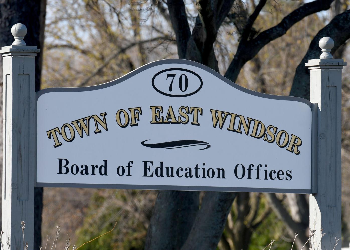 East Windsor Board of Ed office