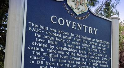 File: Coventry Town Sign