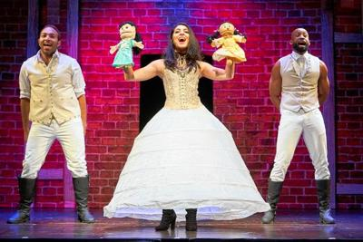 STAGE REVIEW:  'Spamilton' is excellent spoof on Miranda musical and others