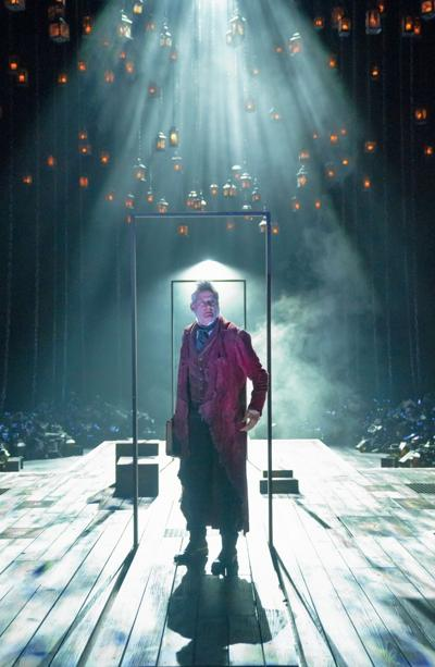 STAGE REVIEW: Broadway adaptation of 'Christmas Carol' hits it out of the ball park