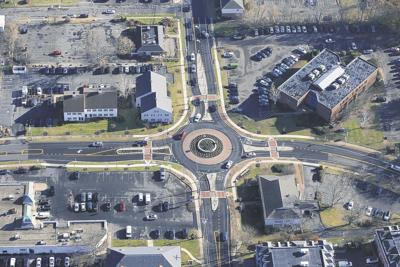 Roundabouts becoming more common