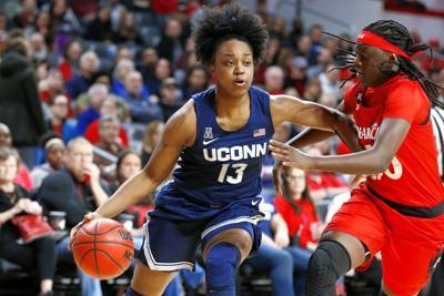 UConn Cincinnati Basketball
