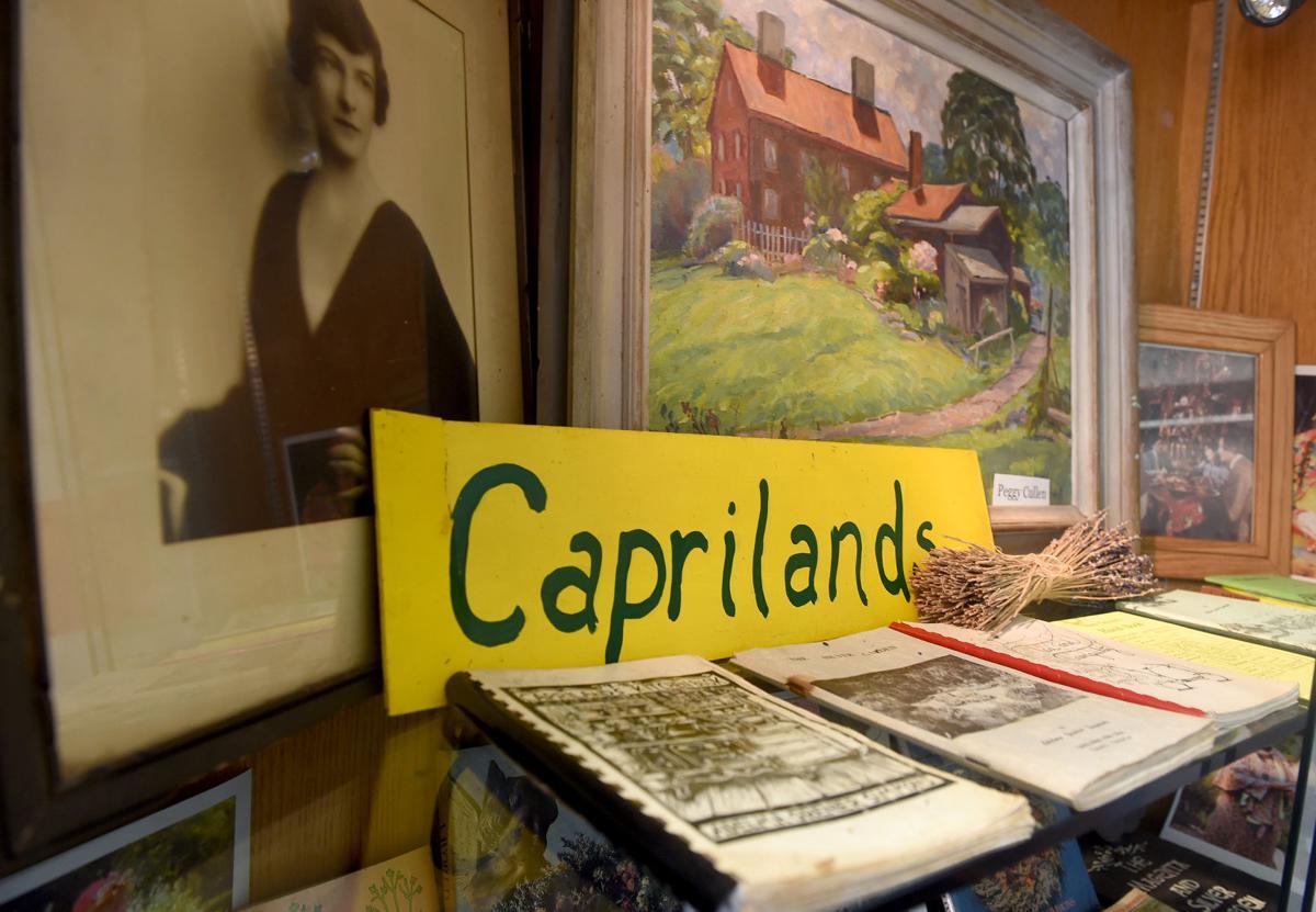 Keeping memories of  Caprilands Herb Farm alive