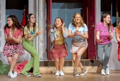 STAGE REVIEW: Opera House Players impress with 'Legally Blonde'
