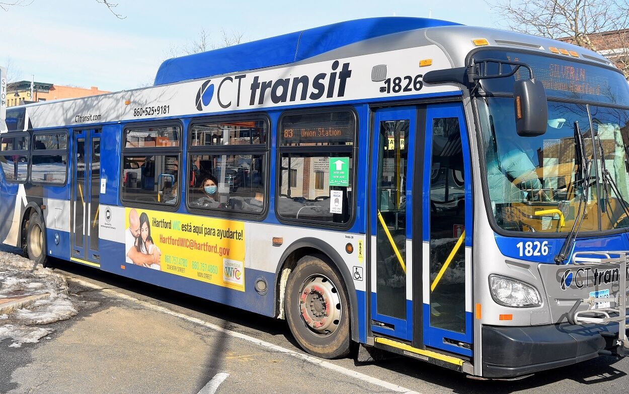 Bus ridership down due to COVID