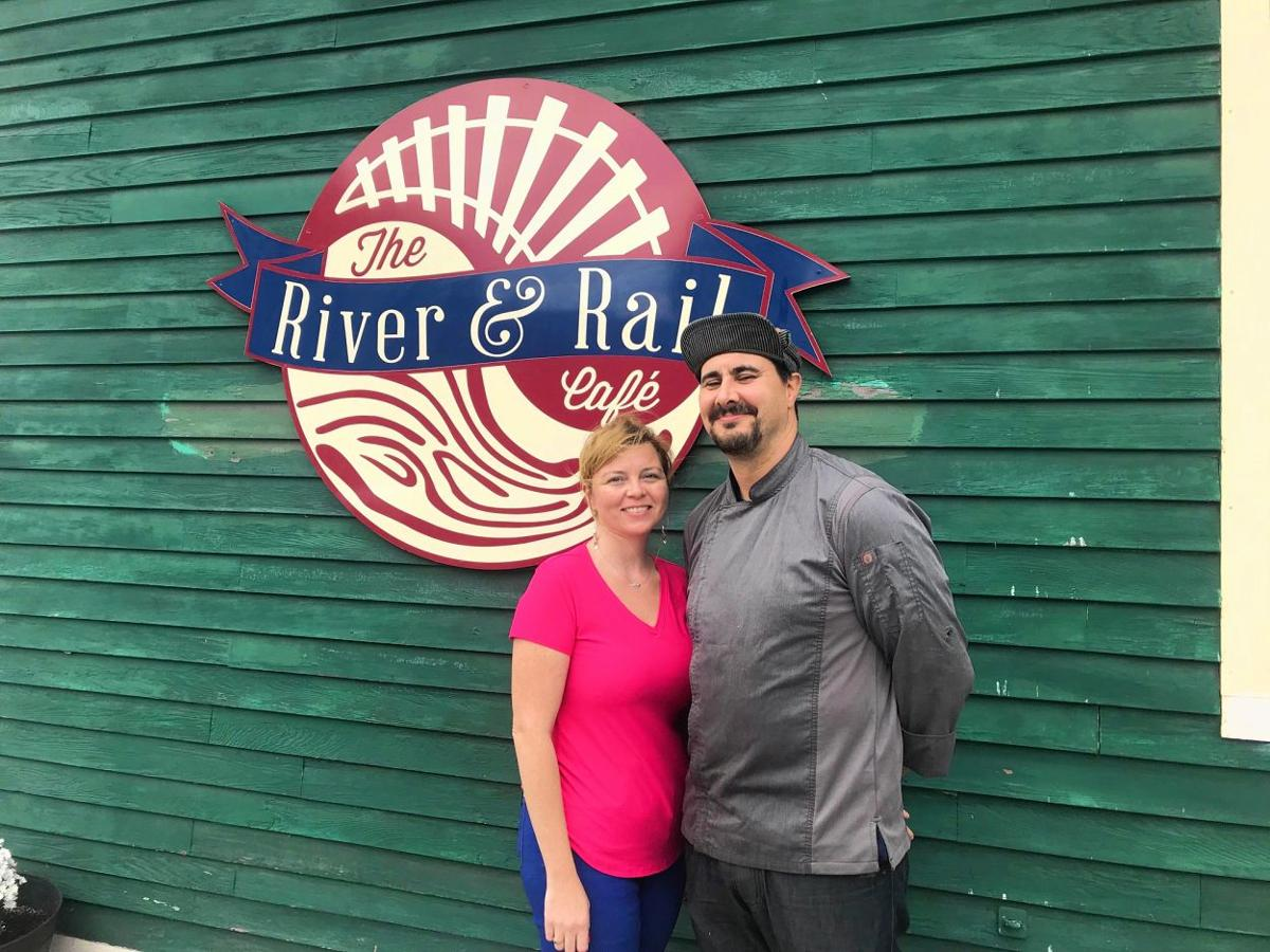 River and Rail owner turns in head chef's hat to run his own place