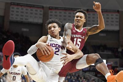 Bouknight ready to lead UConn