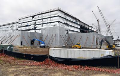 Amazon Windsor warehouse