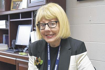Taking the reins at Hebron schools