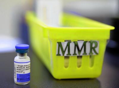 file MMR vaccine