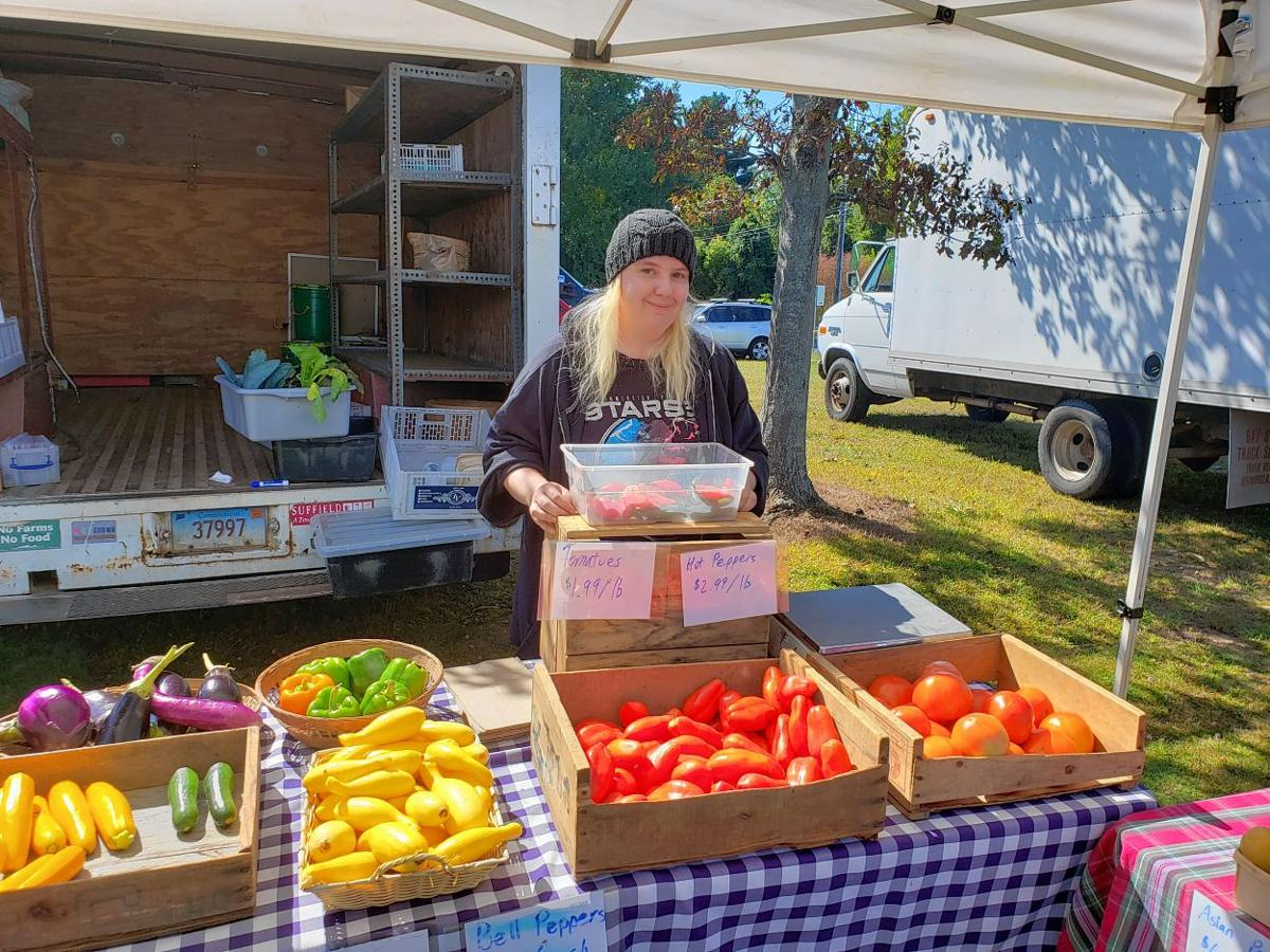 MEET THE VENDORS: Easy Pickin's Orchard is full-service farm