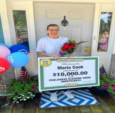 Glastonbury woman wins $10,000