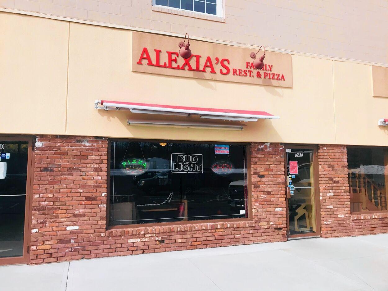 Alexia's Pizza exterior