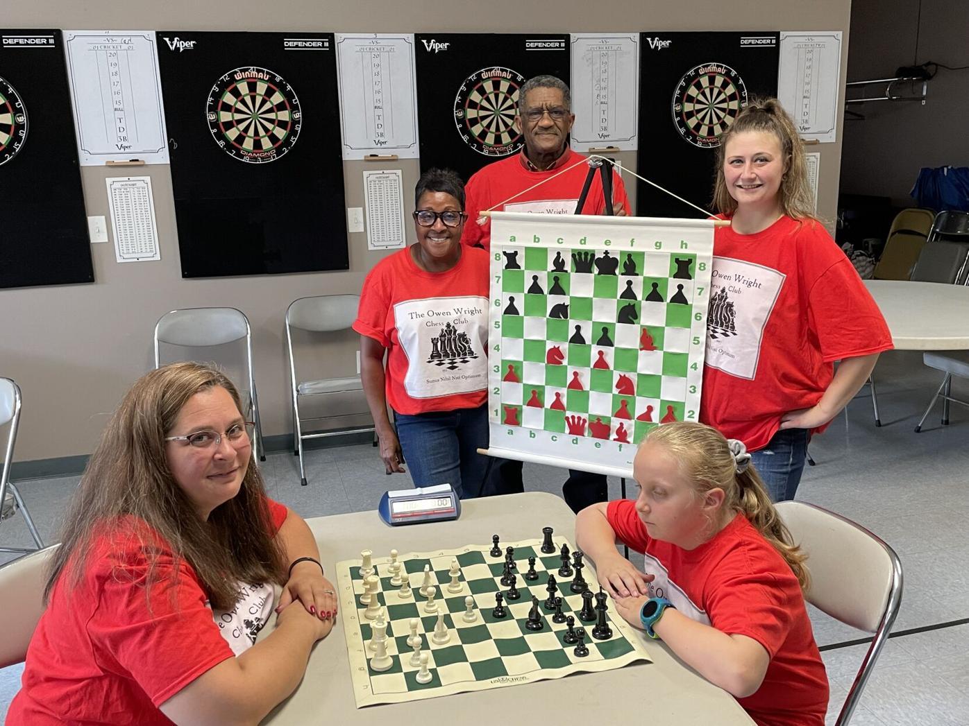 Owen Wright Chess Club
