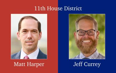 11 House Districts candidates / wrap
