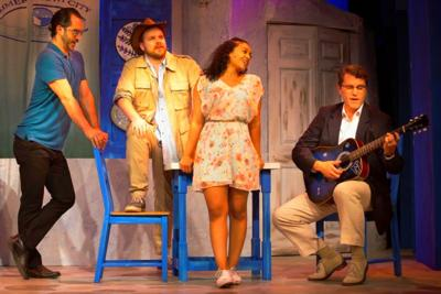 STAGE REVIEW: Ivoryton production of 'Mamma Mia!' fails to satisfy