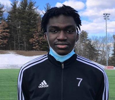 Emmanuel Ofori tries out for Hartford Athleticc