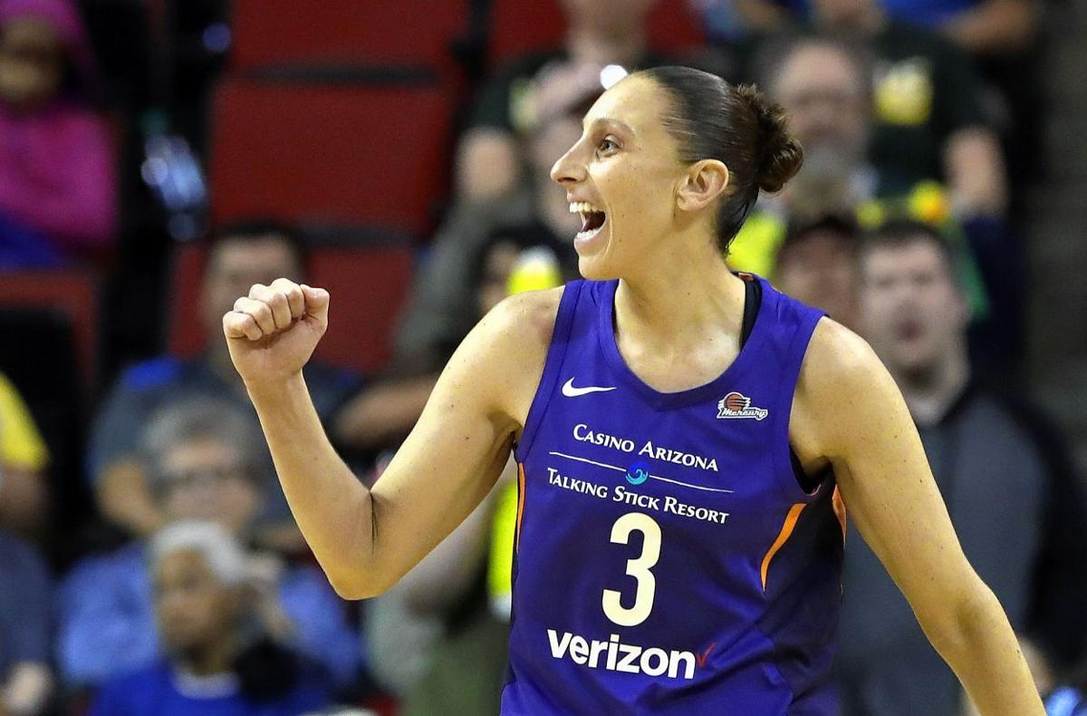 Around the WNBA Basketball
