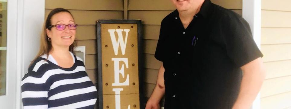 Hebron restaurant's owners in the right place at the right time
