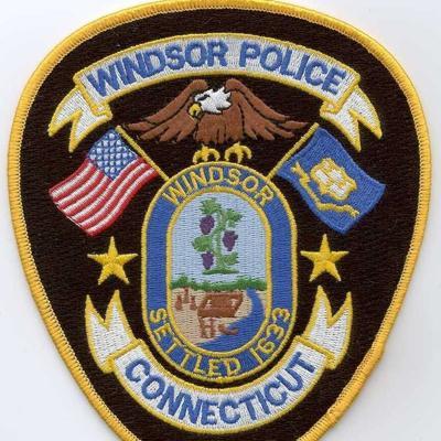 Windsor police patch