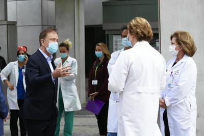 Lamont at St. Francis Hospital