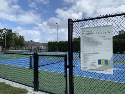 East Hartford Pickleball Courts