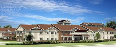 Ground breaking this month on SW senior living complex near Evergreen