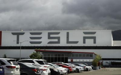 file Tesla facility