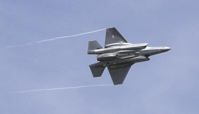 Pentagon approves more money for UTC's F-35 work