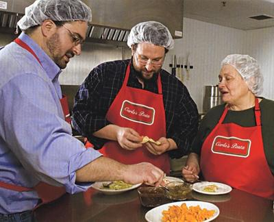 Carla's Pasta files for bankruptcy protection