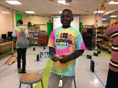Code Carnival At Illing Teaches Coding With Games Design