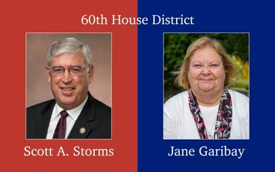 60th House District candidates / wrap