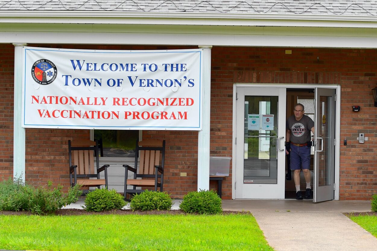 Vernon vaccine clinic