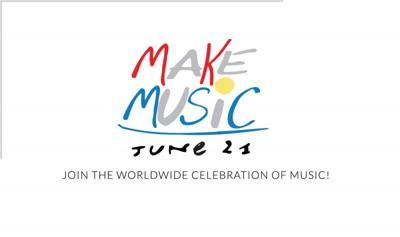 Make Music Day 2021 logo