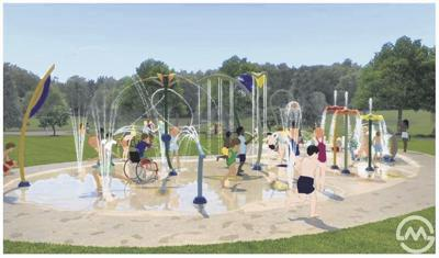 Splash pad approved for Manchester