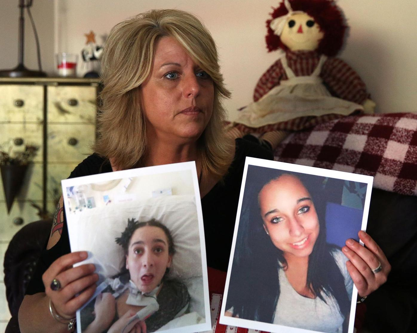 Tolland mom works to help opiod addicts