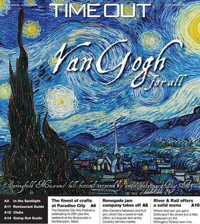 Family Day closes out Van Gogh exhibit
