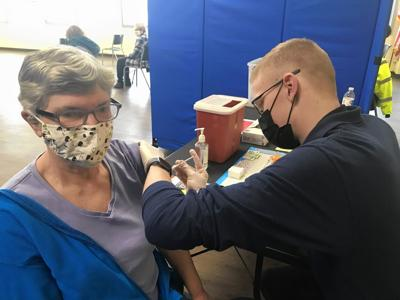 East Windsor vaccination clinic 2