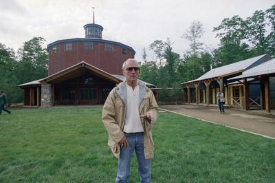 Camp-Fire-Paul-Newman