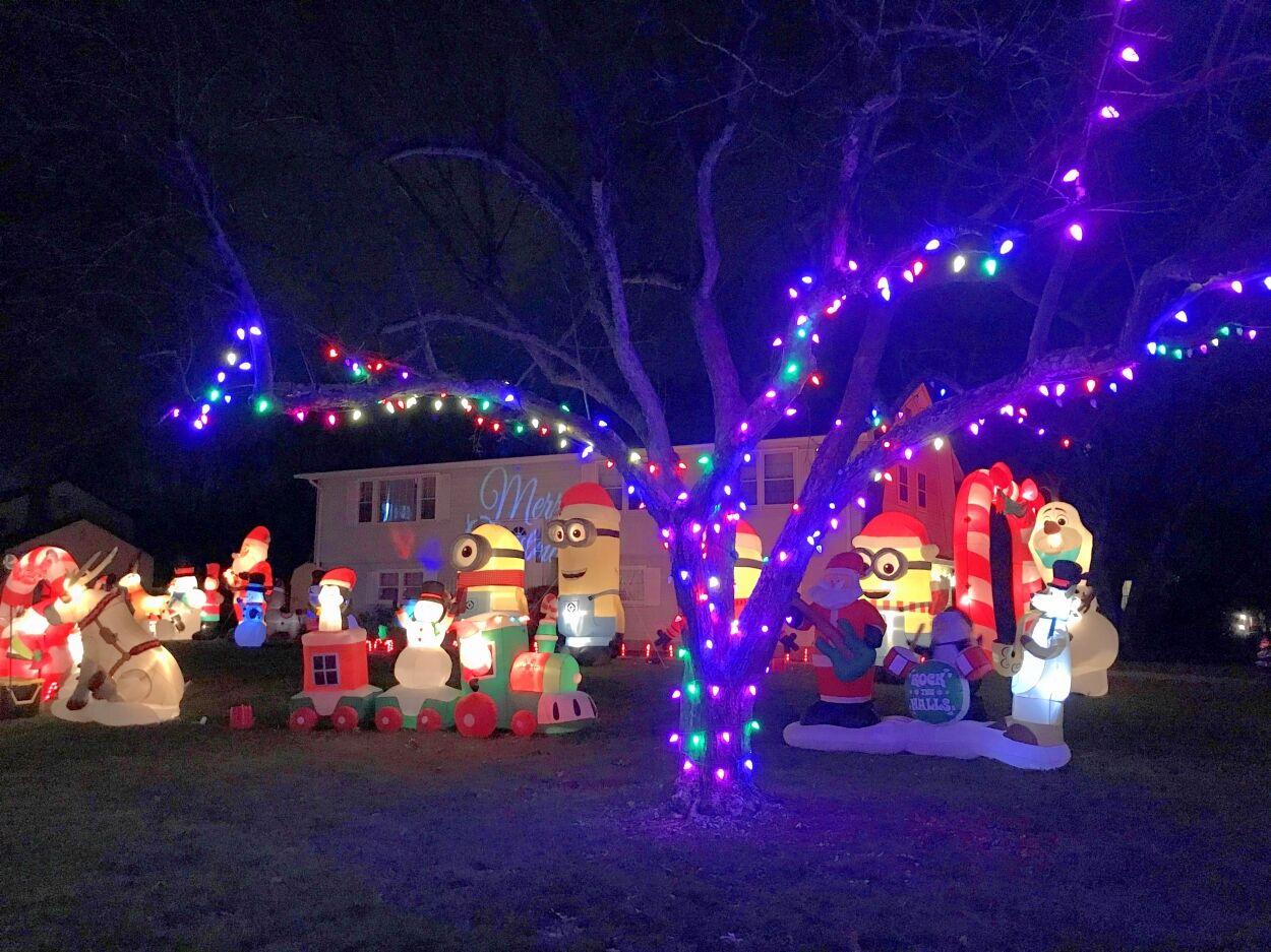 Windsor holiday display