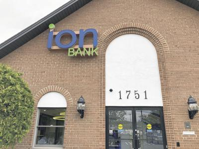 Ion Bank's South Windsor office