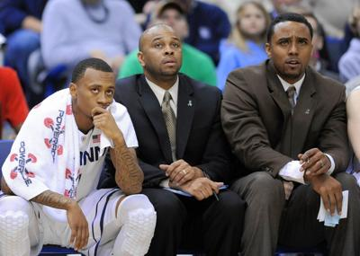 UConn - Ryan Boatright, Ricky Moore, Kevin Freeman