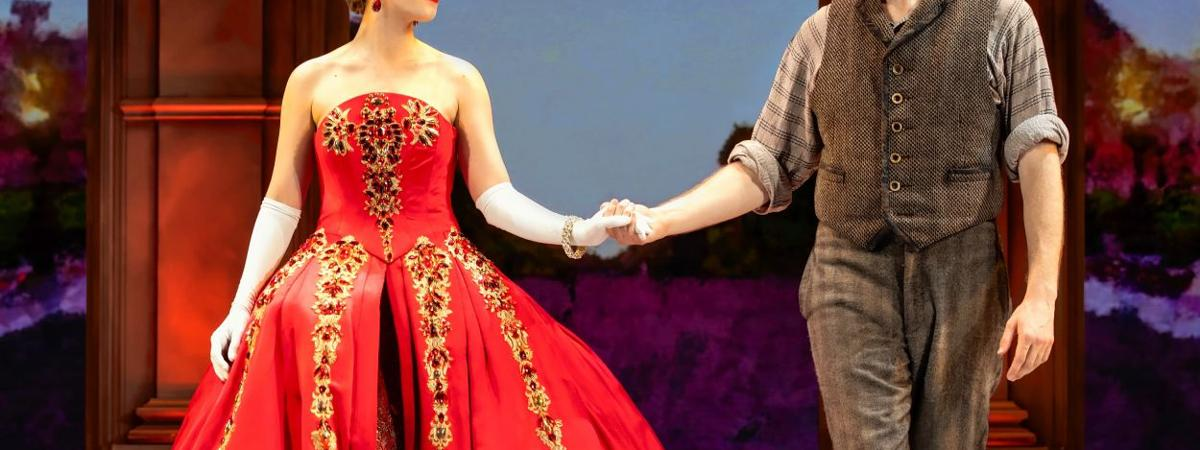STAGE REVIEW: 'Anastasia' evolves on national tour without sacrificing quality