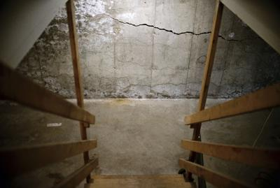 File: crumbling foundations