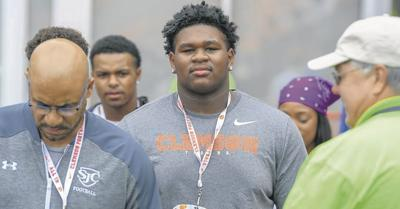 Windsor native Williams signs with Clemson