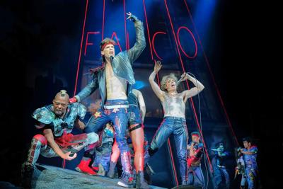 Stage review:  It's the songs that carry 'Bat Out of Hell'